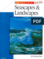 Sea and Landscapes, How to Draw and Paint; Bernon Kerr (Walter Foster Publishing, 1989)