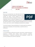 Planejamento em Segurança Eletrônica - On line.pdf