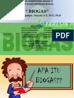 Biogass PRESENT