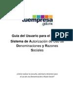 Guía de Usuario tuempresa.gob.mx 2.0