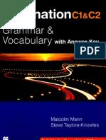Destination C1 & C2 Grammar and Vocabulary Book