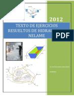 Texto Ejercicios Resueltos de Hidraulica 2 Nelame 120912