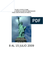 Programa NYC Rosa Entrena
