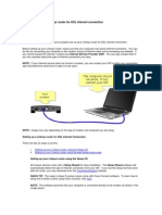 Como Conectar El Router a Infinitum