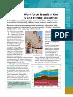 Energy Mining Workforce