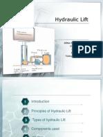 64770187 Hydraulic Lift