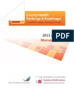 Massachusetts County Health Rankings and Roadmaps