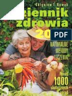 Dziennik Zdrowia 2012 Naturalne Metody Leczenia