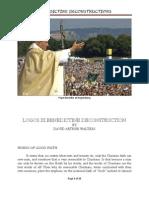 LOGOS III Benedictine Deconstruction