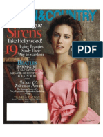 3-11-13 Town & Country April 2013 | La Palina Feature