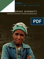 Developing disparity