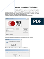 FTDI Troubleshooting Guide