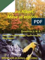 Wass Albert Mese Az Erdőről