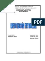 Bases legales de la explotación petrolera