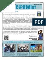 Le CAHMlot d'avril 2013
