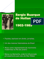 Sergio Buarque de Hollanda