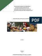 94893600 Plano de Aula Zoologia de Cordados Cintia e Claudia