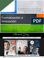 Formalidad e Innovacion