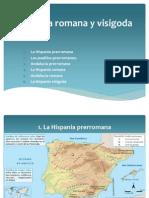 Hispania romana y visigoda