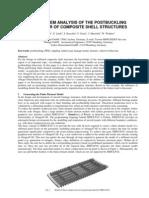 Abaqus Fem Analysis of the Postbuckling Behaviour of Composite PDF e1094