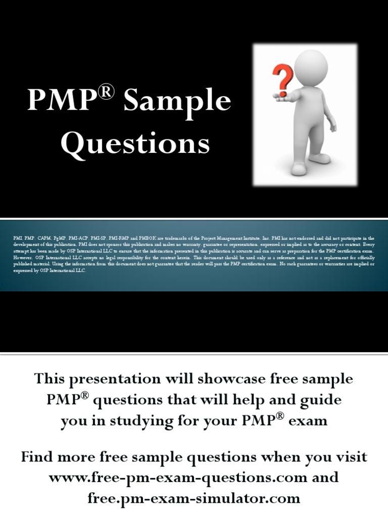Pmp sample questions set 3 project management professional pmp sample questions set 3 project management professional project management 1betcityfo Choice Image