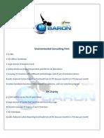 Energy Saving & Sustainability - Case Studies