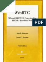 Webrtc Book Excerpt