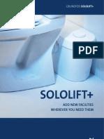 Sololift Plus Brochure