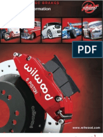 Wilwood Brake Pad Compounds