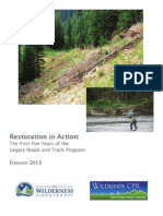 Restoration in Action