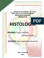 Histologia de La Hipofisis