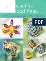 Beautiful Beaded Rings