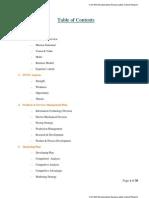 Model Company Profile