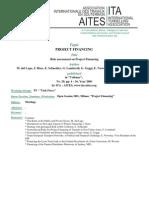 TRIB 01 n20!4!36 Project Financing