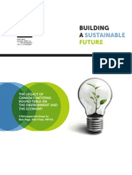 Building a Sustainable Future