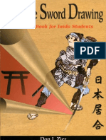 Japanese Sword Drawing - A Source Book for Iaido Students by Don J. Zier