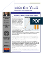 Arizona State Treasurer Doug Ducey's Inside the Vault