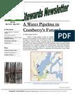 Cranberry Newsletter Spring 2013