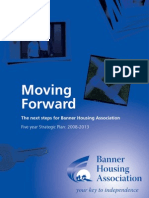 Banner Housing Association Five Year Strategic Plan