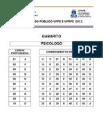 47897096_Concursoufpeufrpe2012GABARITO - SUPERIORcomCorrecao