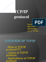 Intro to TCP-IP Protocol