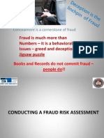 Terry Burke IIA Fraud Risk Assessments