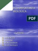 Chimie-Compusi Cu Importanta Biologica
