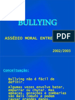 Slides Sobre Bullying