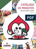 Copag Games - Catálogo 2013