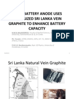 LI-ION BATTERY ANODE USES