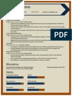 resume2013