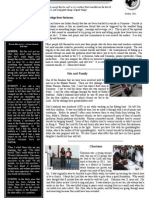 suriname newsletter fall 2012