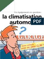 Un équipement en question climat auto