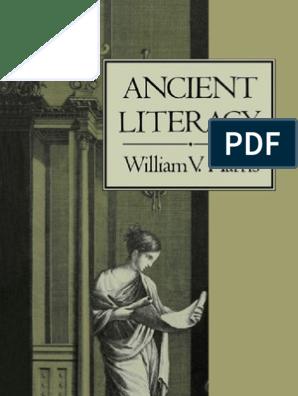 Ancient Literacy | Greek Language | Literacy